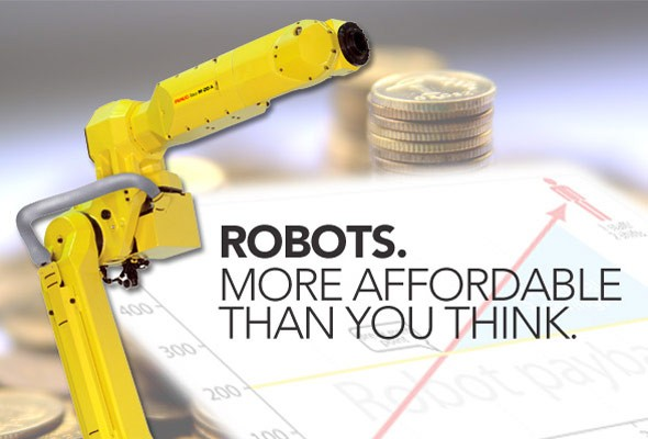 Affordable Robots