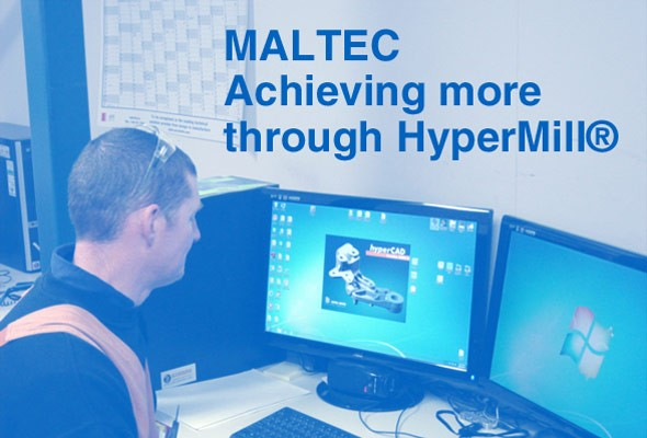 Maltec Achieving more with HyperMill