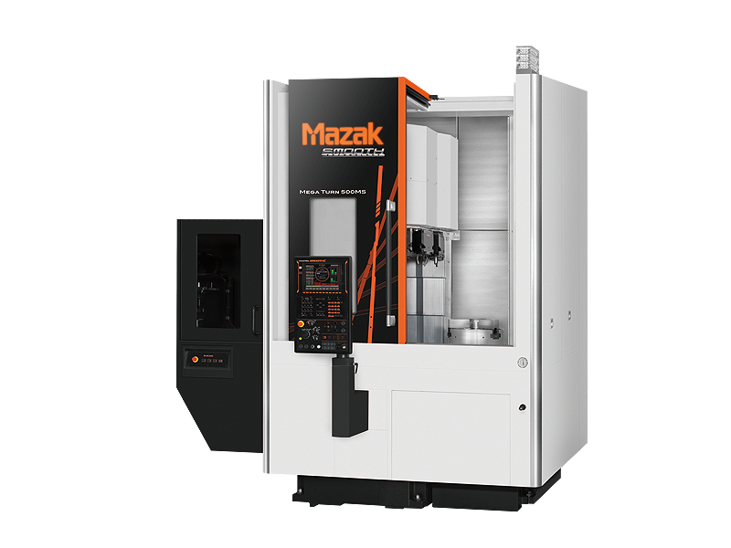 Mazak Mega Turn 500MS