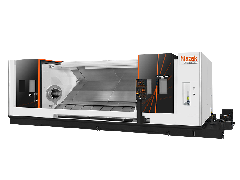 Mazak Slant Turn 600