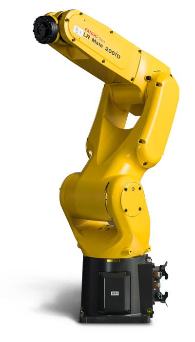 Fanuc LR Mate Series Robots