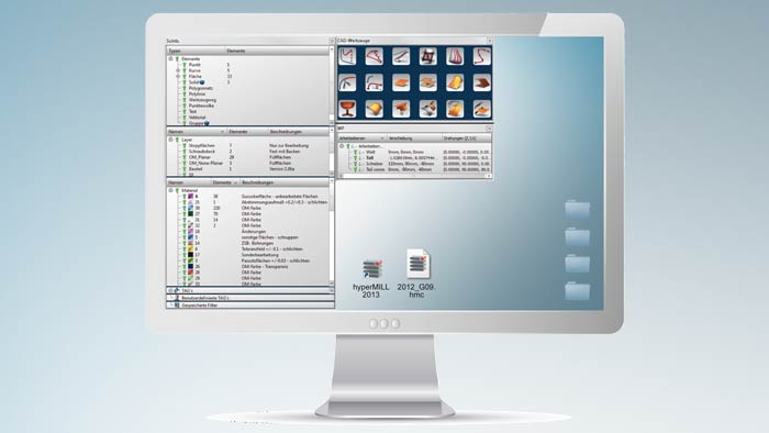 hyperCAD S Monitor 2
