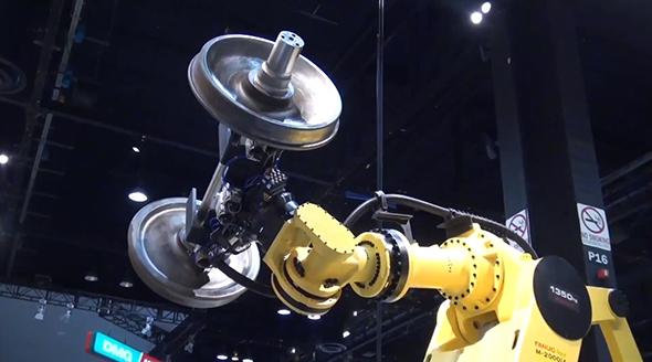 Fanuc Heavy Duty Payload Robot