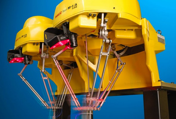 Automating Assembly Applications – The Fanuc Delta Robot