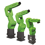 Fanuc's new small collaborative robots