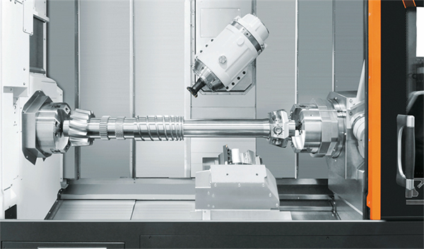 Beat the manufacturing clock with Mazak Multi Tasking