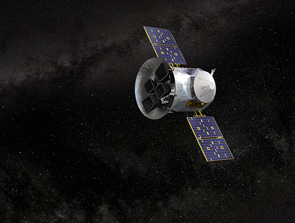 TESS Spacecraft