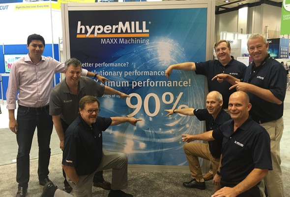 hyperMILL MAXX Machining time savings