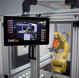 CellPro CNC Machine Tending